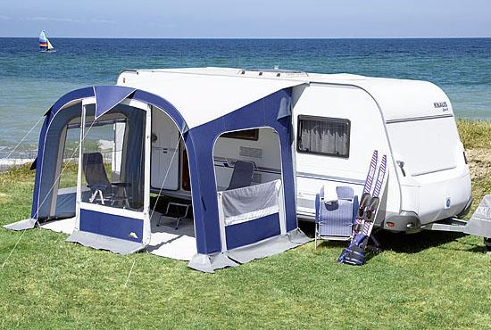 barduner på telt